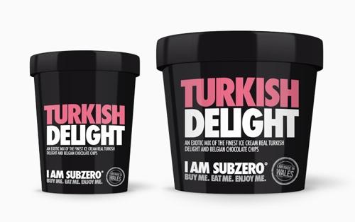 Ребрендинг мороженого Subzero