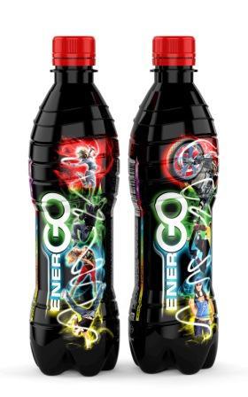 ...на рынок новый продукт - безалкогольный энергетический напиток EnerGO.