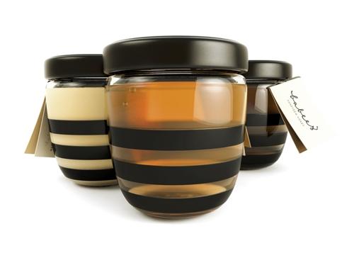 Мед в пчелиной упаковке