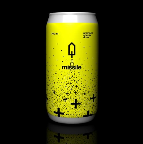 Ракетный энергетик Missile Energy Drink