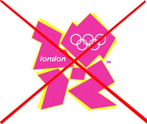 лондон 2012 лого: