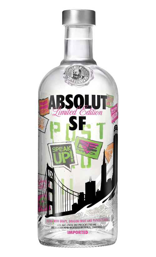 водка Absolut