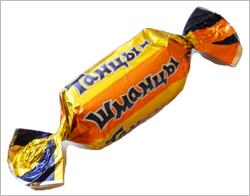 Нейминг по-русски: откуда берутся названия конфет?