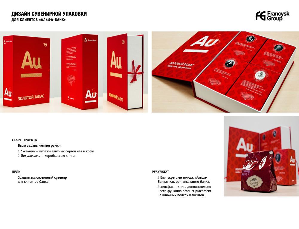 Оригинальный дизайн упаковки