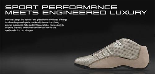 Porsche Design, a german design firm, specializing on strong collaborative projects most of the time...