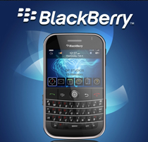 Реклама BlackBerry
