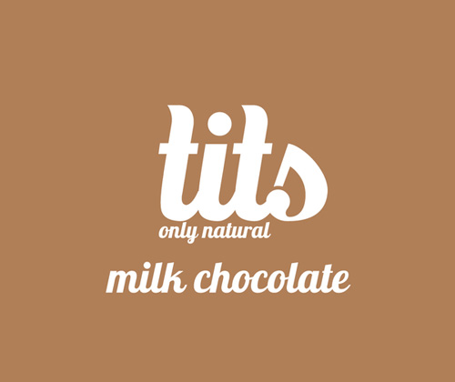 Tits Milk Chocolate