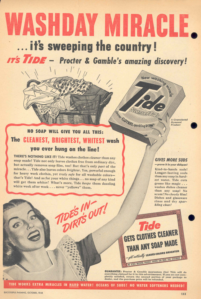 history of procter and gamble