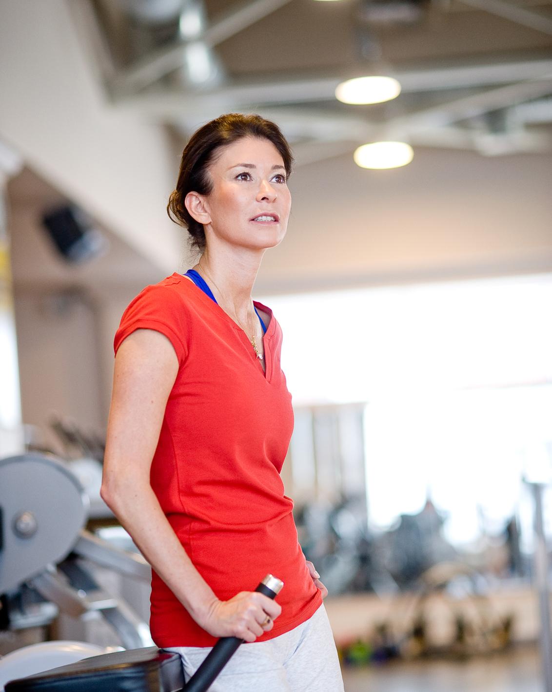 Ольга Слуцкер - спортсменка, предприниматель