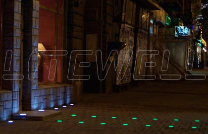 Светодиодные прожектора 100вт для уличного освещения