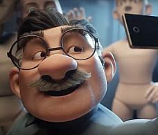 Анимационный рекламный шедевр создали в Испании