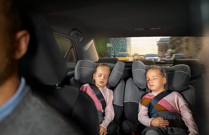 Презентация «Детского тарифа» Яндекс.Такси
