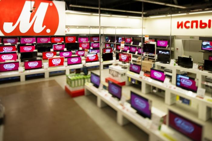 «М.Видео» открывает магазины маленького формата