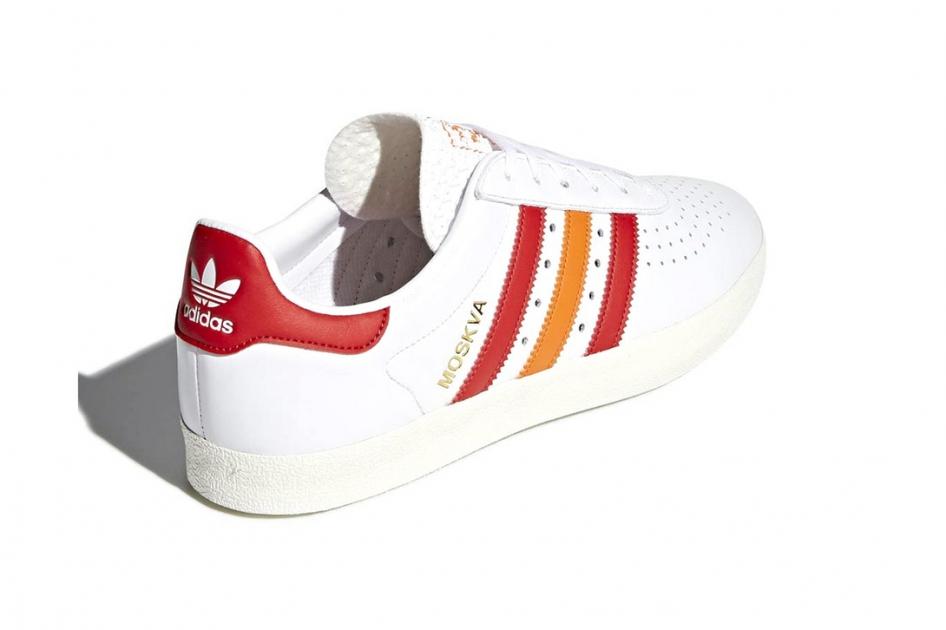 95d29812 Кроме того, к Чемпионату мира по футболу adidas разработала спортивную  коллекцию: платья и футболки красного цвета, на которых вместо российской  символики ...