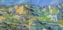 Работа Creative Cloud и картина Поля Сезанна «Дом в Провансе»