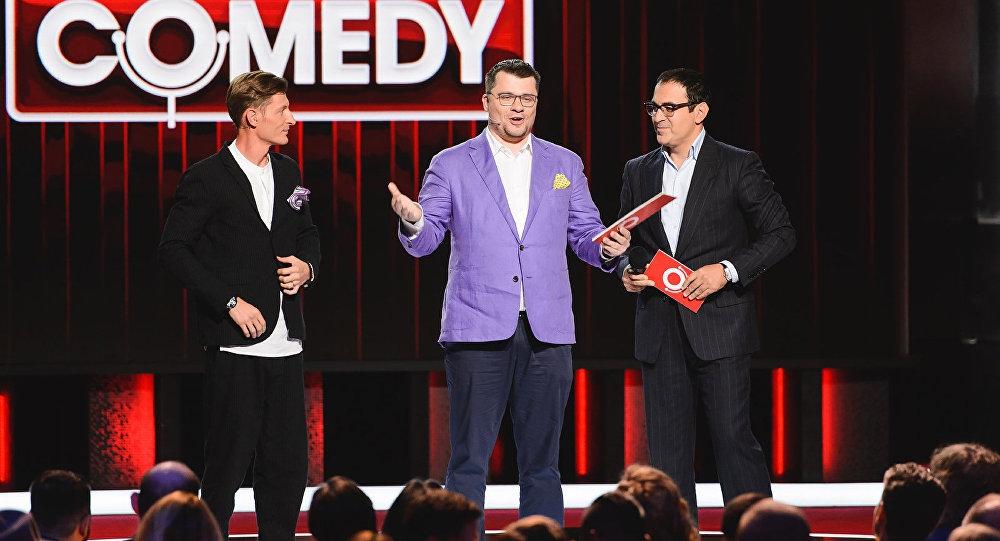 Сценаристы Comedy Club перешли в«СТС Медиа»
