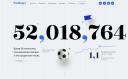 Рамблер в цифрах. Иллюстрация из спецпроекта к 22-летию портала