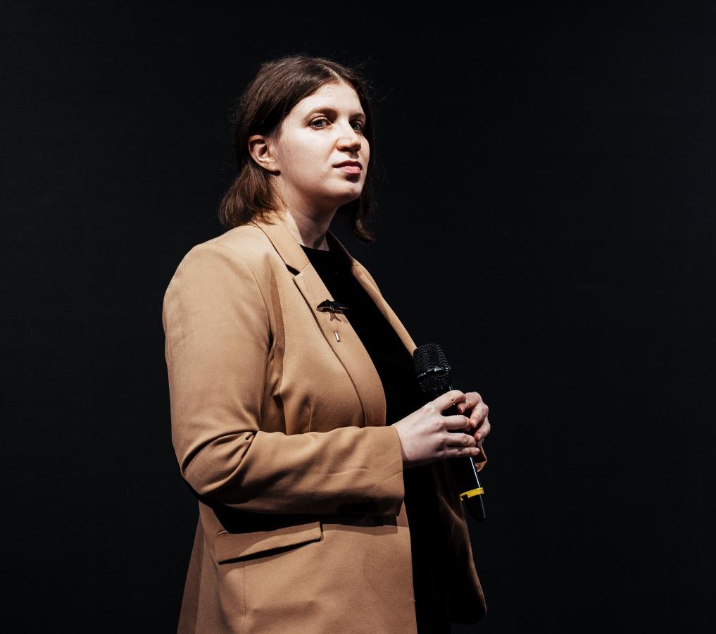cf241ac401bc18 Мария Гельман, исполнительный креативный директор LOOK AT MEDIA