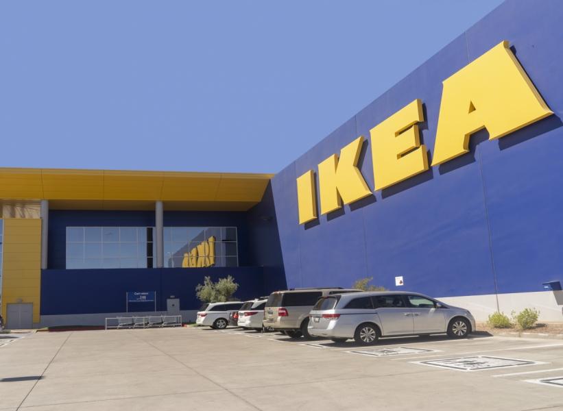Ikea будет строить первую мегу в пределах мкад